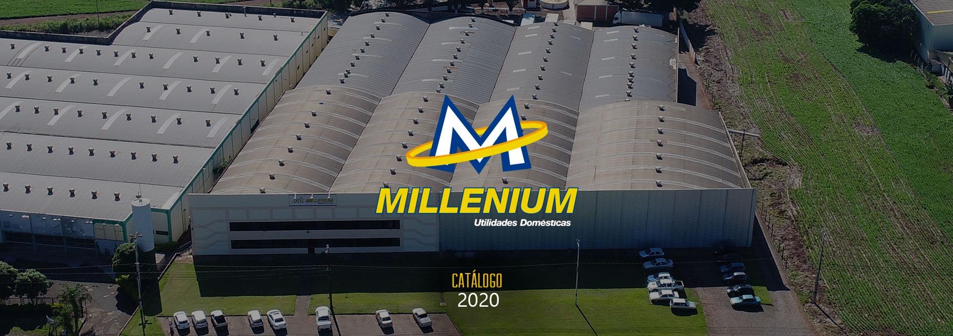 Catálogo Millenium 2020